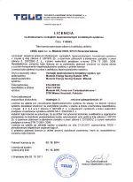 Tasus licencia